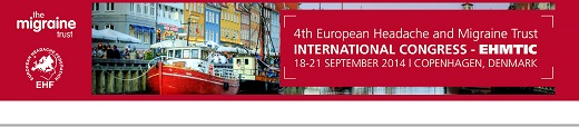 4th European Headache and Migraine Trust International Congress (EHMTIC)